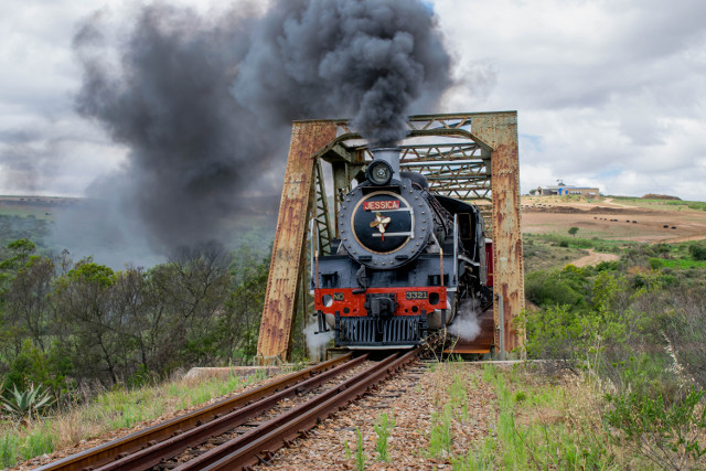 Steam Train Trips Cape Town