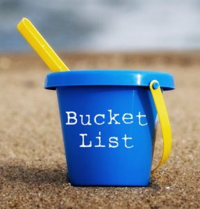 The Bucket List Blog