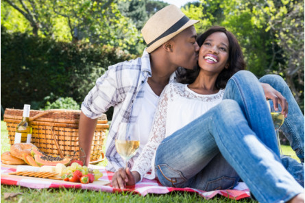 Wine Estate Picnic for Two in Cape Town