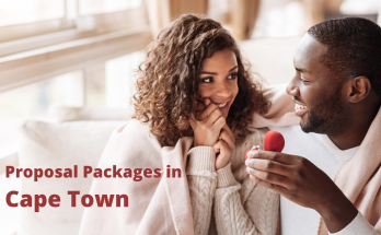 proposal packages in Cape Town